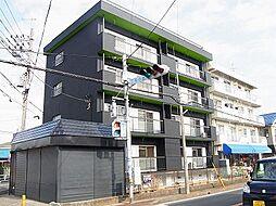 クロノス松戸南[4階]の外観