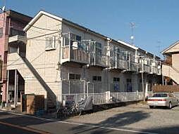 神奈川県川崎市高津区下作延4丁目の賃貸アパートの外観