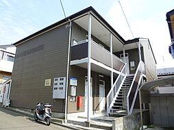 宮城県仙台市泉区歩坂町の賃貸アパートの外観