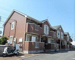 大阪府和泉市尾井町2丁目の賃貸アパートの外観