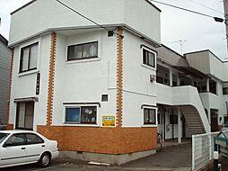 コーポ田村[202号室]の外観