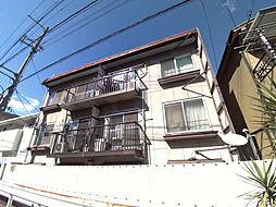 兵庫県神戸市東灘区魚崎西町1丁目の賃貸マンションの外観