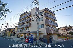 大阪府枚方市長尾家具町4丁目の賃貸マンションの外観