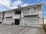 徳島県板野郡松茂町住吉字住吉開拓の賃貸アパートの外観