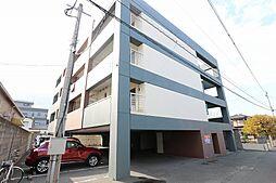 福岡県古賀市天神4丁目の賃貸アパートの外観