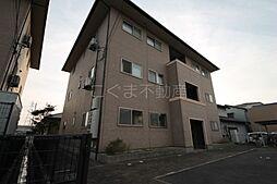 フォブール東山崎A[2階]の外観