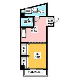 上中里駅 7.7万円