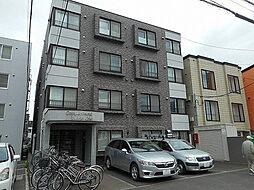 コンパートメントノースワン[2階]の外観