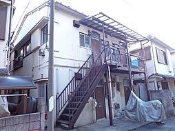 福田荘[201号室]の外観