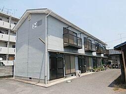 コーポ津田[2階]の外観