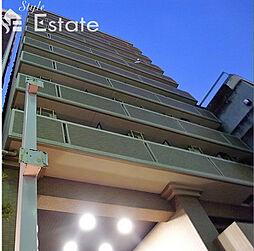 Mステージ栄[8階]の外観