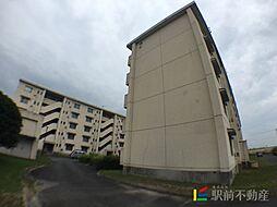 ビレッジハウス下広川2号棟[302号室]の外観