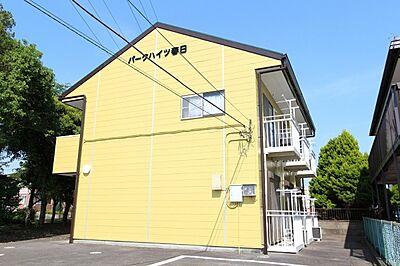外観,ワンルーム,面積24.84m2,賃料3.5万円,つくばエクスプレス つくば駅 徒歩33分,,茨城県つくば市春日
