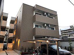 フジパレス堺北花田III番館[1階]の外観