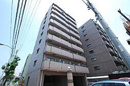 愛知県名古屋市東区豊前町3丁目の賃貸マンションの外観