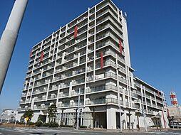 エコロジー千葉みなとレジデンスA棟[6階]の外観