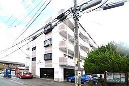 徳島県徳島市富田橋2丁目の賃貸マンションの外観