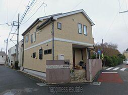 [一戸建] 神奈川県相模原市南区鵜野森3丁目 の賃貸【/】の外観