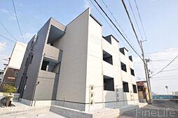 神戸市海岸線 駒ヶ林駅 徒歩12分の賃貸アパート