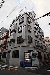 菅栄町レディースマンション[1階]の外観