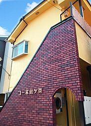 埼玉県ふじみ野市鶴ケ舞1丁目の賃貸アパートの外観