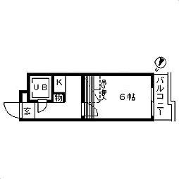 TOP・上石神井第1[0308号室]の間取り