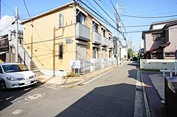 セノヴァール武蔵小杉[1階]の外観