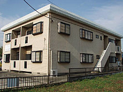 千葉県君津市北子安1丁目の賃貸アパートの外観