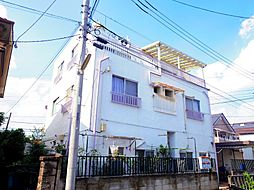 東京都東村山市恩多町2丁目の賃貸マンションの外観