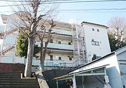 神奈川県横浜市中区滝之上の賃貸マンションの外観