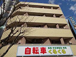 大阪府大阪市住之江区南加賀屋3丁目の賃貸マンションの外観