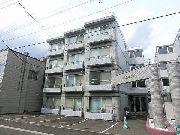プロミストランド 2階の賃貸【北海道 / 札幌市白石区】