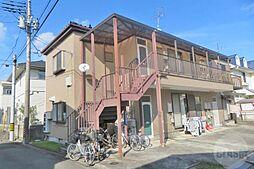 JR東北本線 太子堂駅 徒歩12分の賃貸アパート