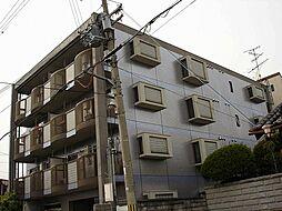 大阪府大東市新田東本町の賃貸マンションの外観