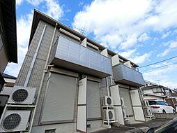 千葉県千葉市若葉区千城台東3丁目の賃貸アパートの外観