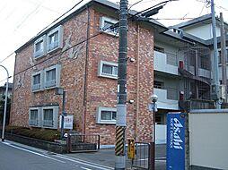下加茂ハウス[2-D号室]の外観