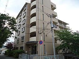リバーコート三田[6階]の外観