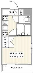 K home[301号室]の間取り