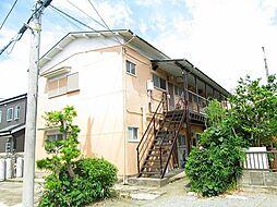 古沢アパート[201号室号室]の外観