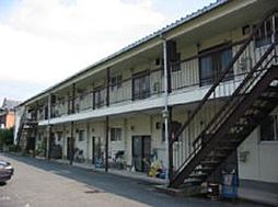 松山マンション[206号室号室]の外観