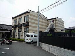 レオパレスエスポワール藤阪[1階]の外観