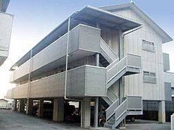 山本マンションII[302号号室]の外観