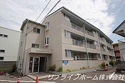徳島県徳島市南昭和町5丁目の賃貸マンションの外観