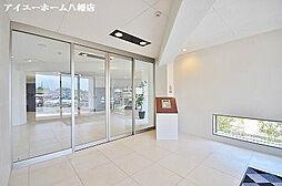 ロイヤルハイツ折尾1号館[2階]の外観