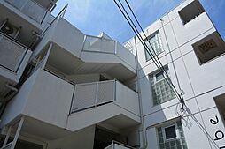 キューブ北武庫之荘1[3階]の外観