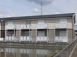 エスポワール大井 B棟[2階]の外観