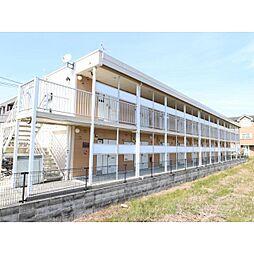 奈良県生駒郡斑鳩町法隆寺南3丁目の賃貸アパートの外観