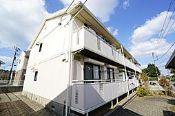 千葉県千葉市緑区おゆみ野中央6の賃貸アパートの外観