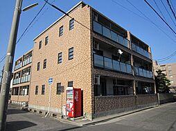 愛知県名古屋市中村区長戸井町4丁目の賃貸マンションの外観
