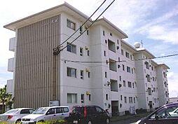 福岡県糟屋郡篠栗町大字田中の賃貸マンションの外観